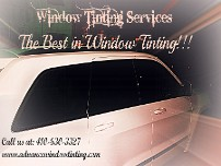 Vehicle Window Tinting - Baltimore, MD